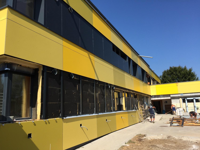 Fassade Schuleklein1 1